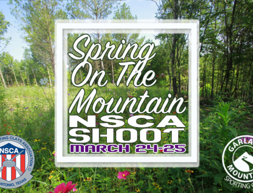 Spring on the Mountain NSCA Shoot