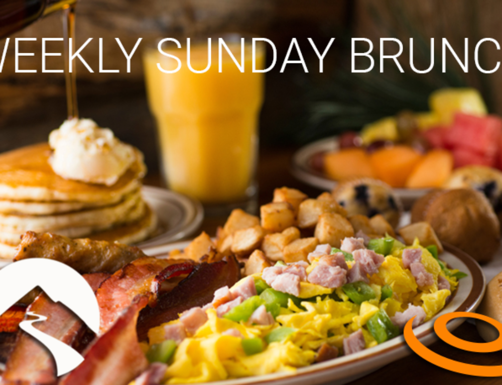 Sunday Brunch Buffet!