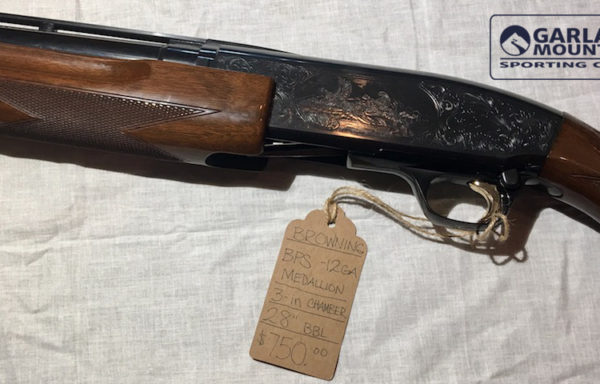 Browning BPS Medallion
