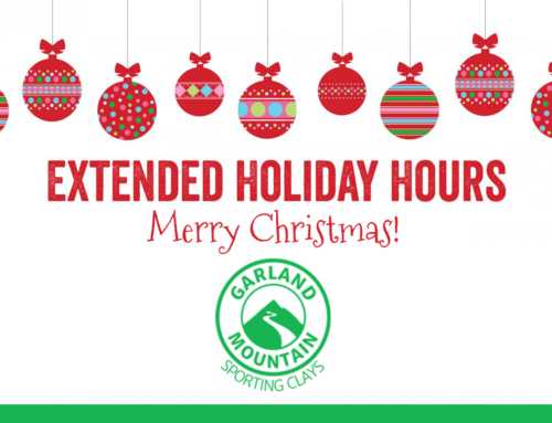 Holiday Extended Hours