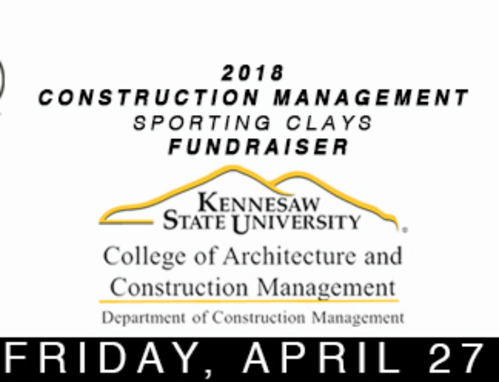 KSU Construction Management Fundraiser